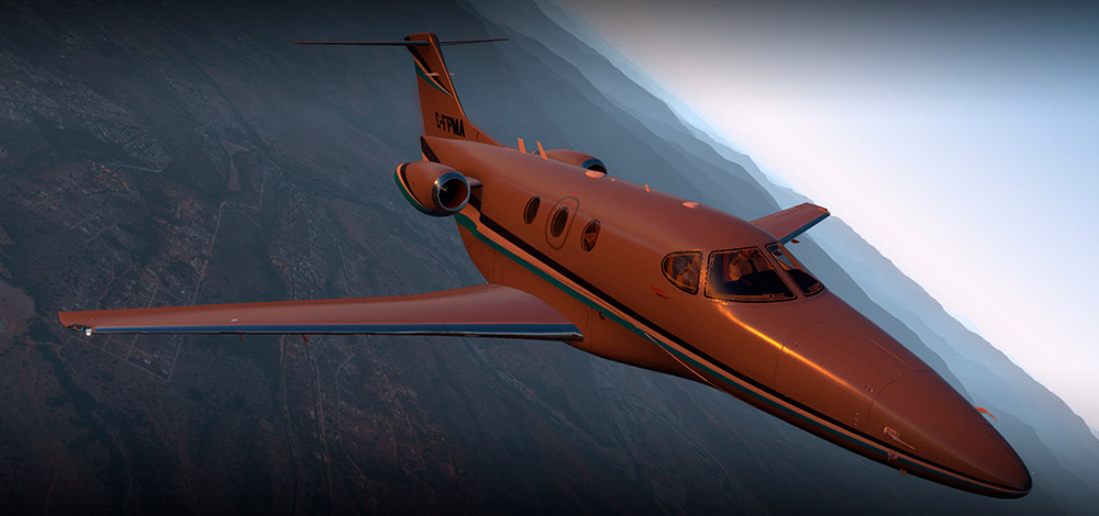 Carenado - 390 Premier IA (XP11)