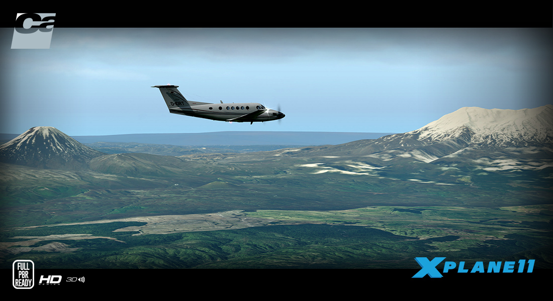 Carenado - B200 King Air - HD Series (XP11)