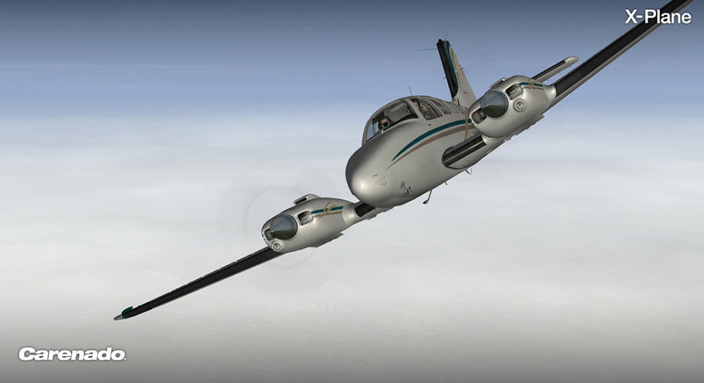 Carenado - B58 Baron (XP)