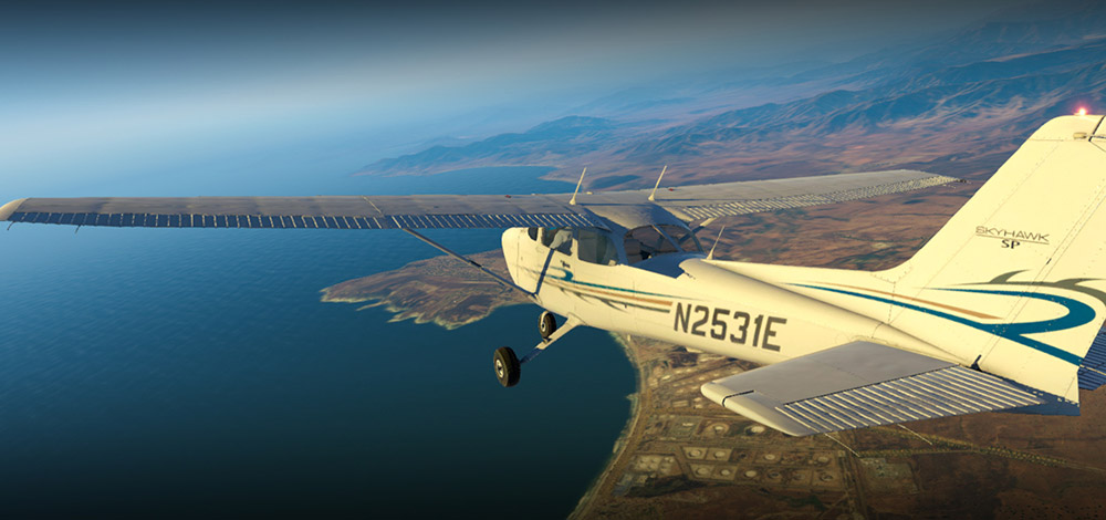 Carenado - C172SP Skyhawk G1000 (XP11)