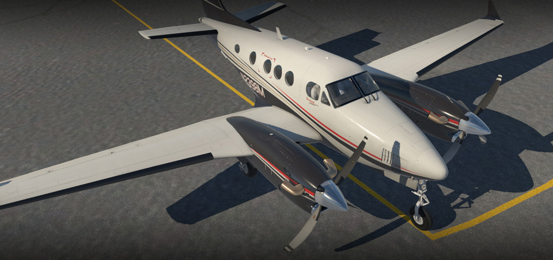 Carenado - C90 GTX King Air (XP11)