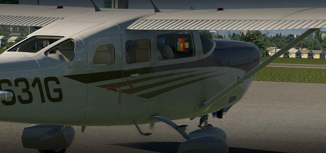 Carenado - CT206H Stationair G1000 (XP11)