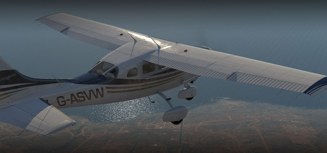 Carenado - CT206H Stationair (XP11)
