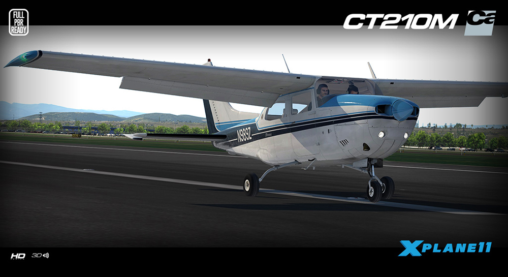 Carenado - CT210M Centurion II (XP11)