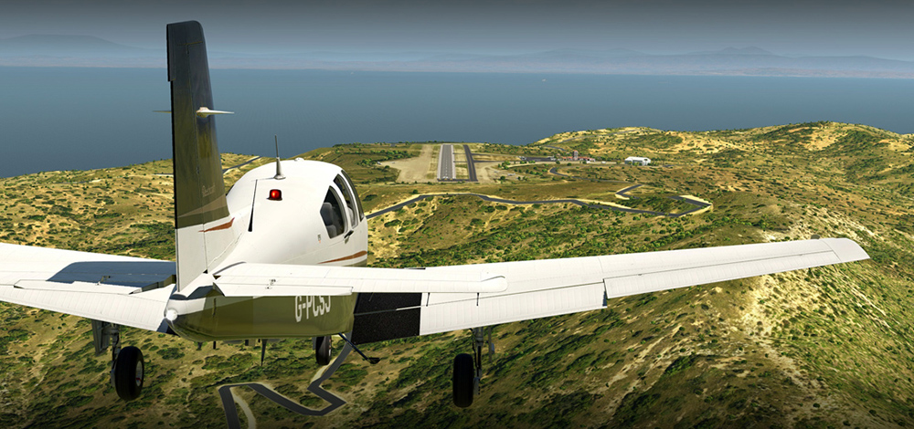 Carenado - F33A Bonanza (XP11)