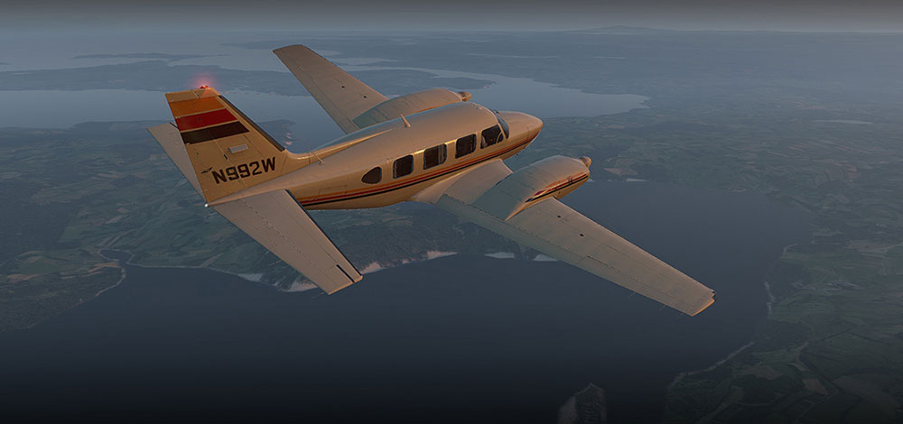 Carenado - PA31 Navajo - HD Series (XP11)