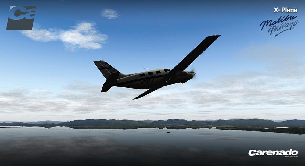 Carenado Pa46 Malibu Mirage Hd Series Xp Aerosoft Shop