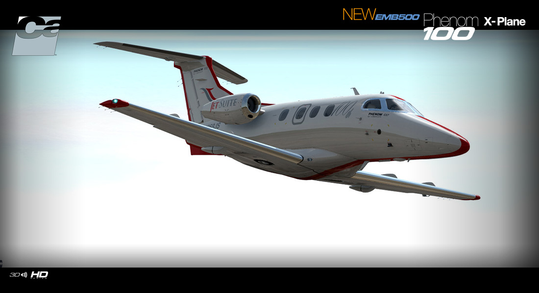 Carenado - Phenom 100 - HD Series (XP)