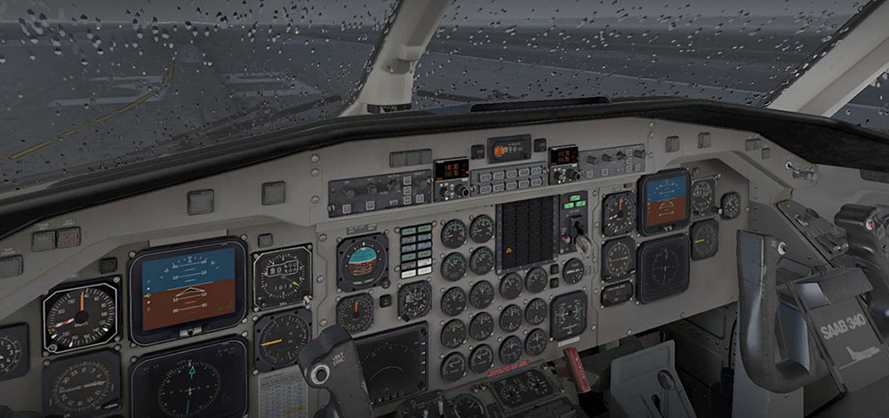 Carenado - S340 (XP11)