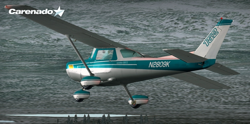 Carenado - Cessna C152 II (XP)