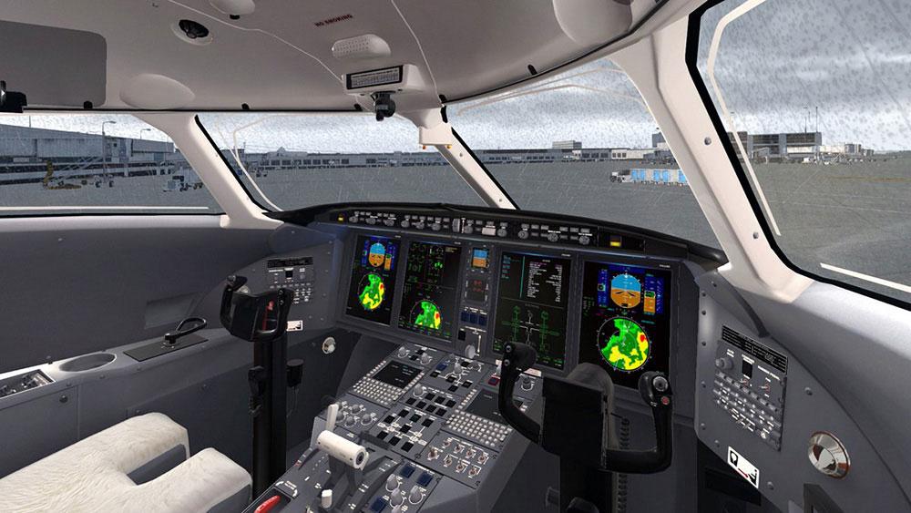 Challenger 300 v2 - Captain Edition (XP11) | Aerosoft US Shop