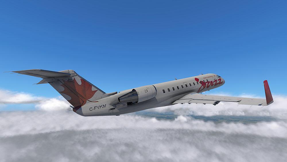 CRJ-200 XP   Aerosoft Shop