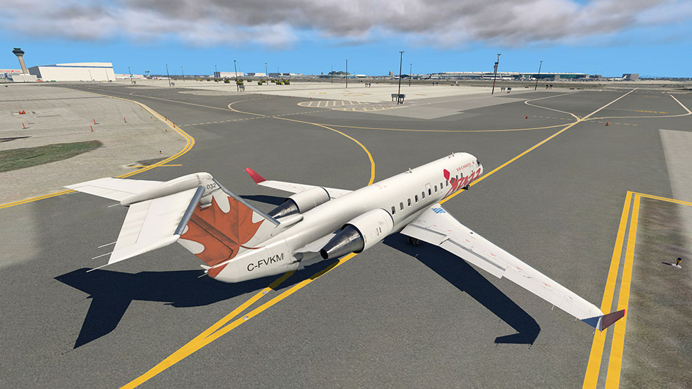 CRJ-200 XP | Aerosoft Shop