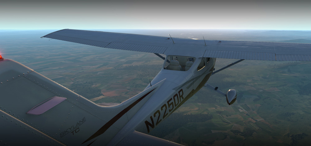 Carenado - CT182T Skylane G1000 (XP11)