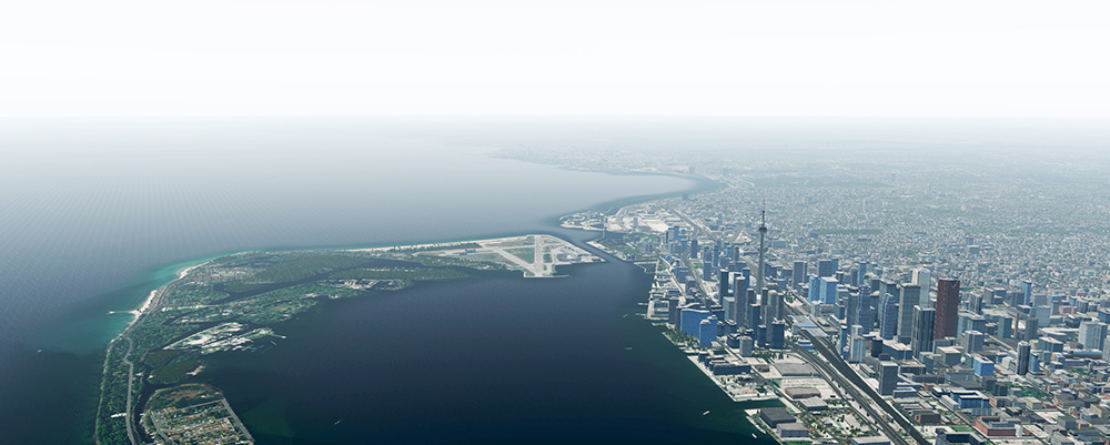 CYTZ - Billy Bishop Toronto City Airport XP