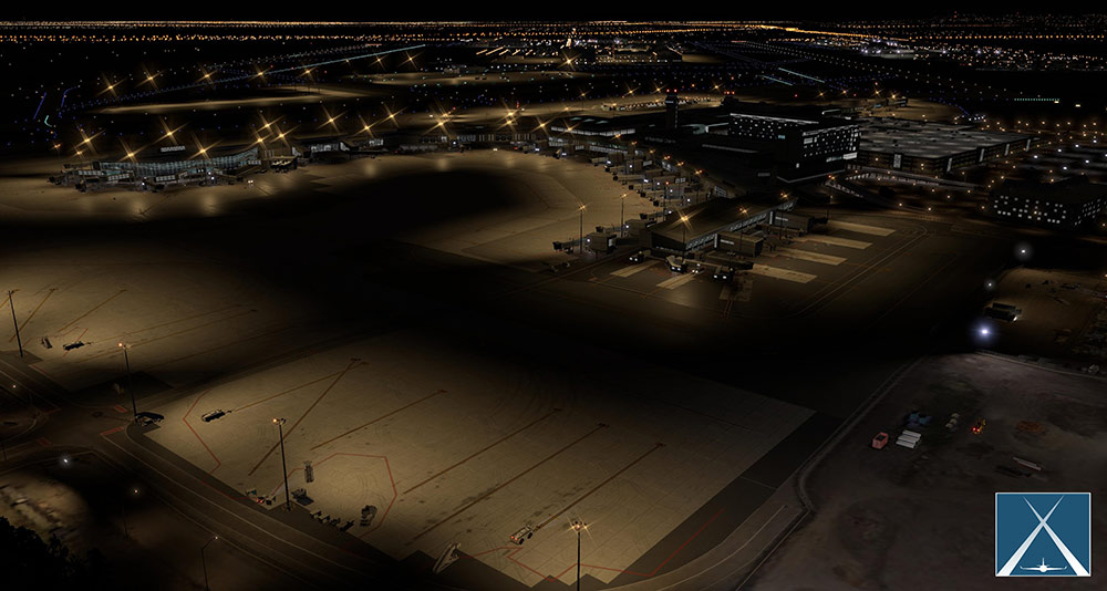 CYUL - Montreal International Airport XP