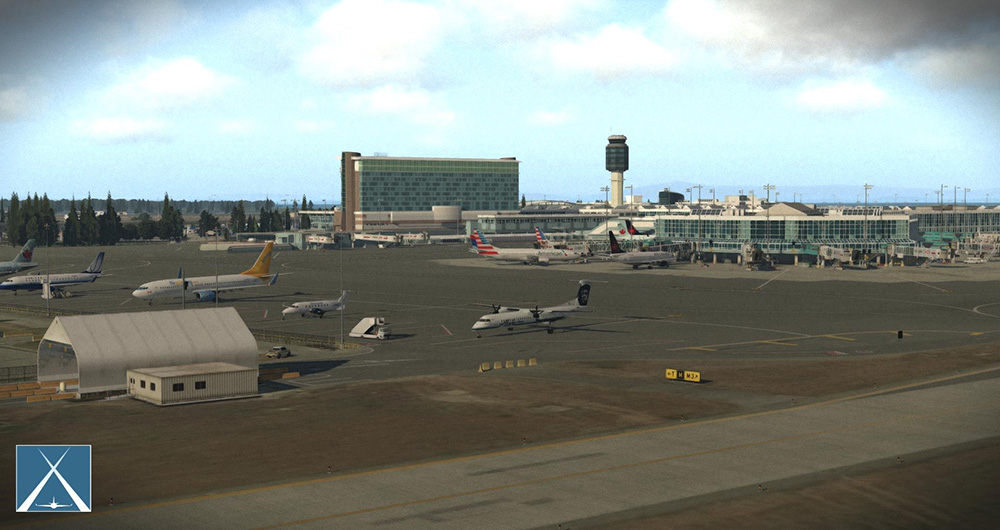 CYVR - Vancouver International Airport XP