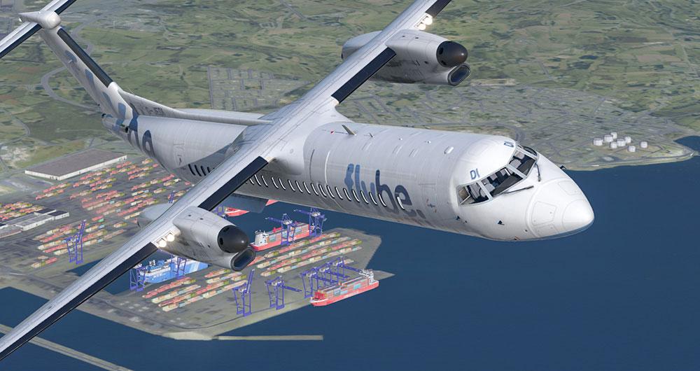 Dash 8 Q400 | Aerosoft Shop