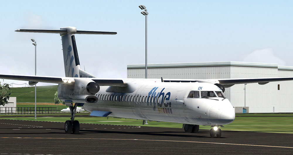 Dash 8 Q400 | Aerosoft Shop