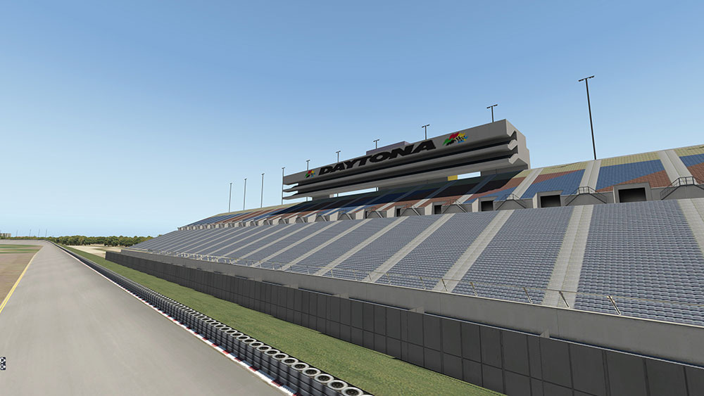 Daytona Beach International XP