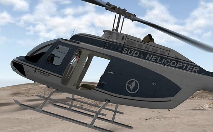 DreamFoil Bell 206 Jetranger III | Aerosoft US Shop