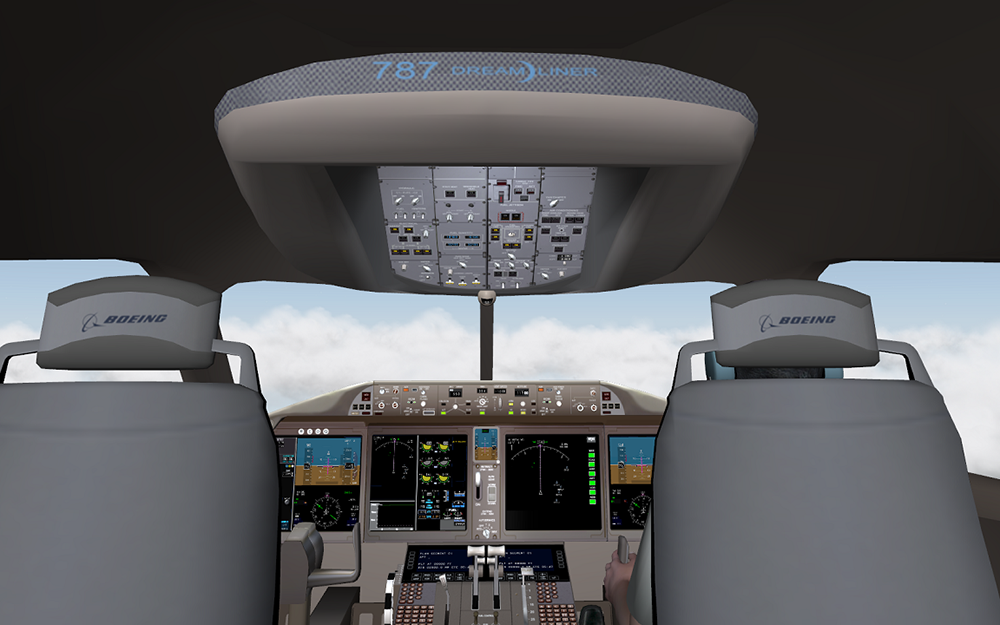 787 Dreamliner XP