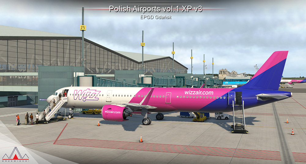 Polish Airports Vol. 1 XP (v3)