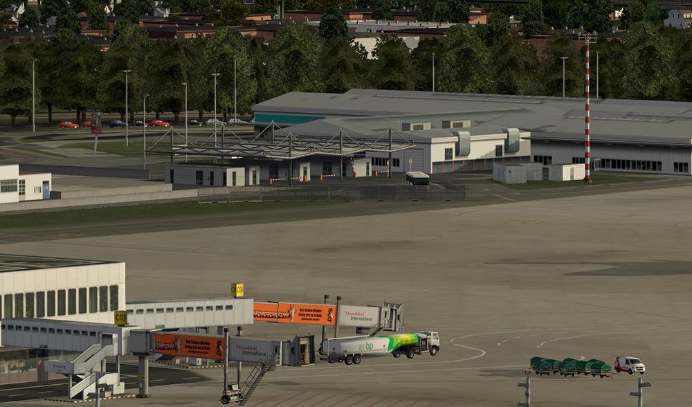 Airport Dusseldorf   Aerosoft Shop