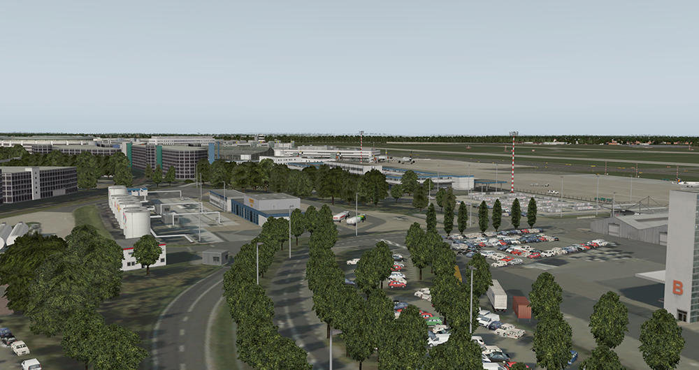 Airport Du00fcsseldorf | Aerosoft Shop