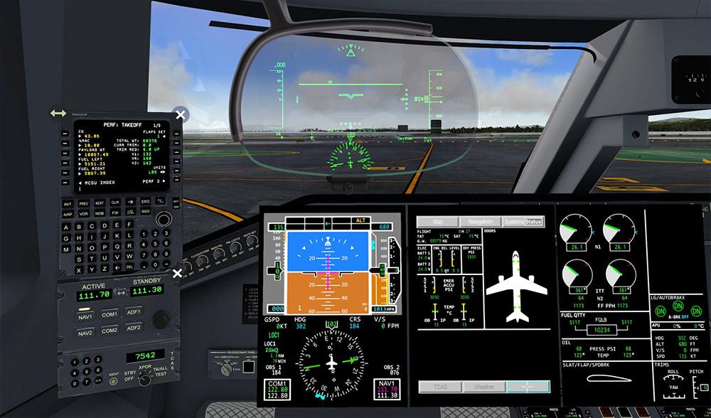 Embraer E-175 v2 | Aerosoft Shop