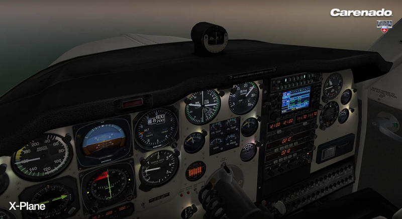 Carenado - F33A Bonanza (XP)