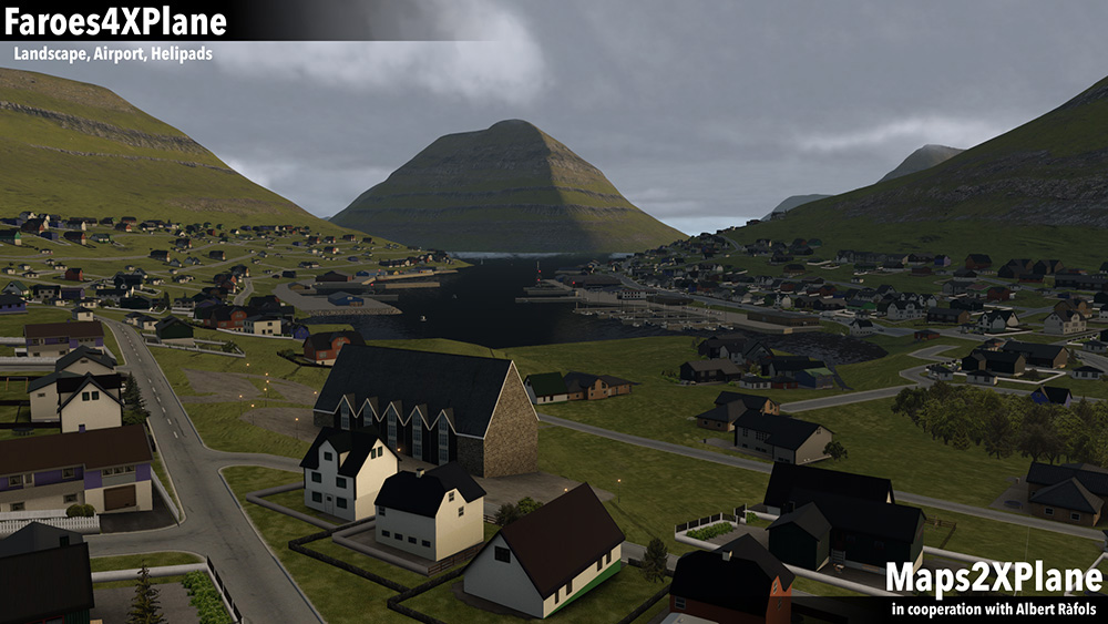 Faroe Islands XP