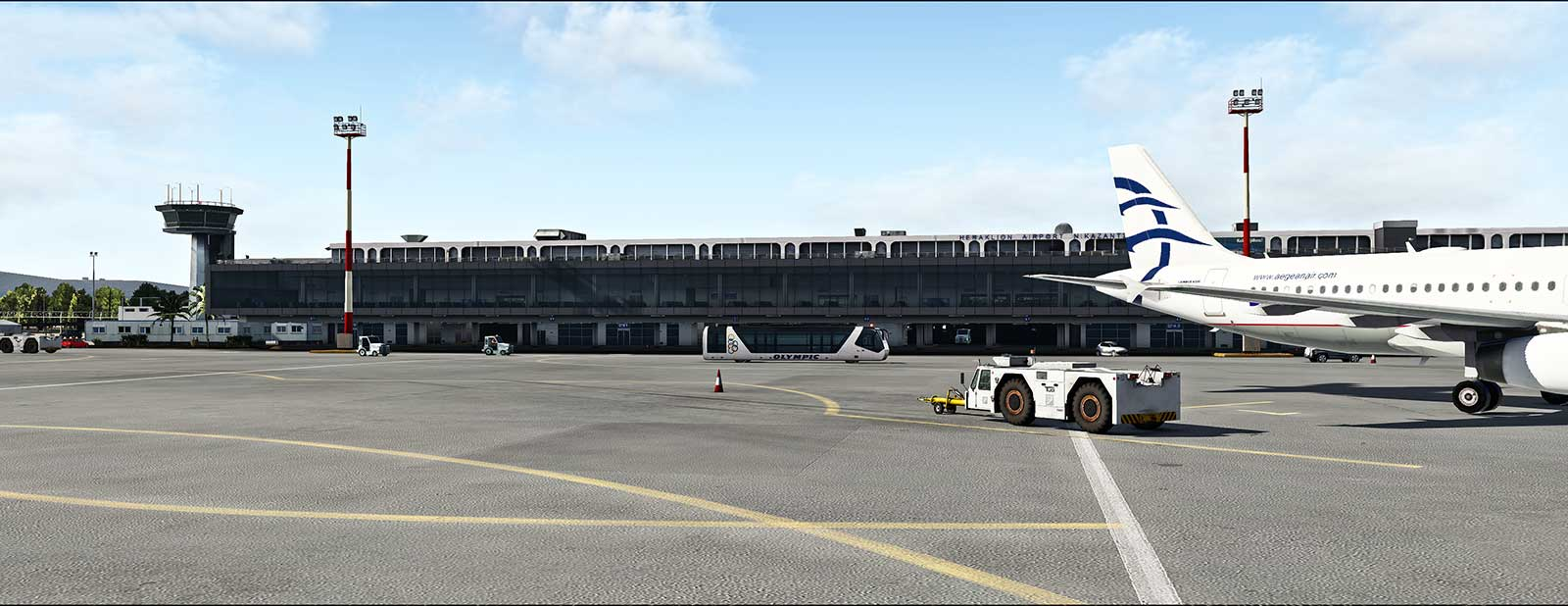 FlyTampa - Heraklion XP
