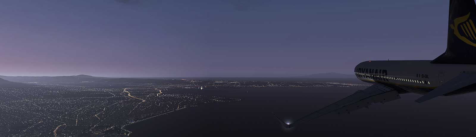FlyTampa - Thessaloniki XP