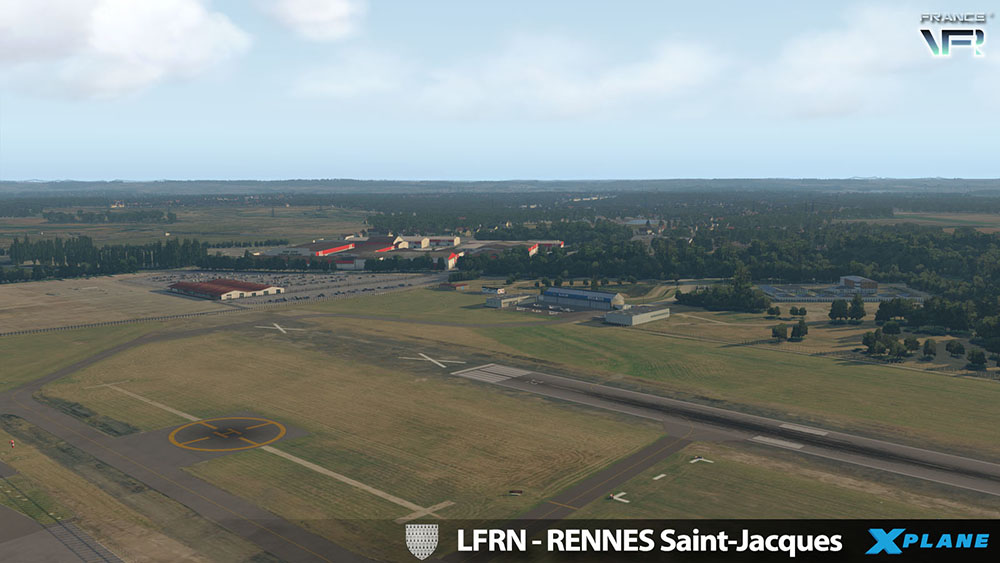 LFRN - Rennes Saint-Jacques XP