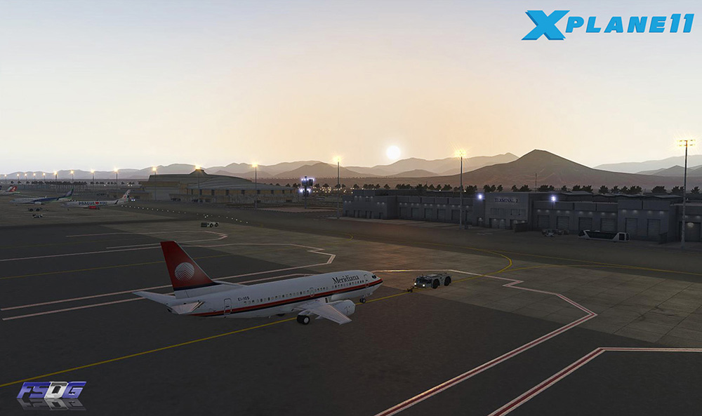 FSDG - Sharm El-Sheikh XP