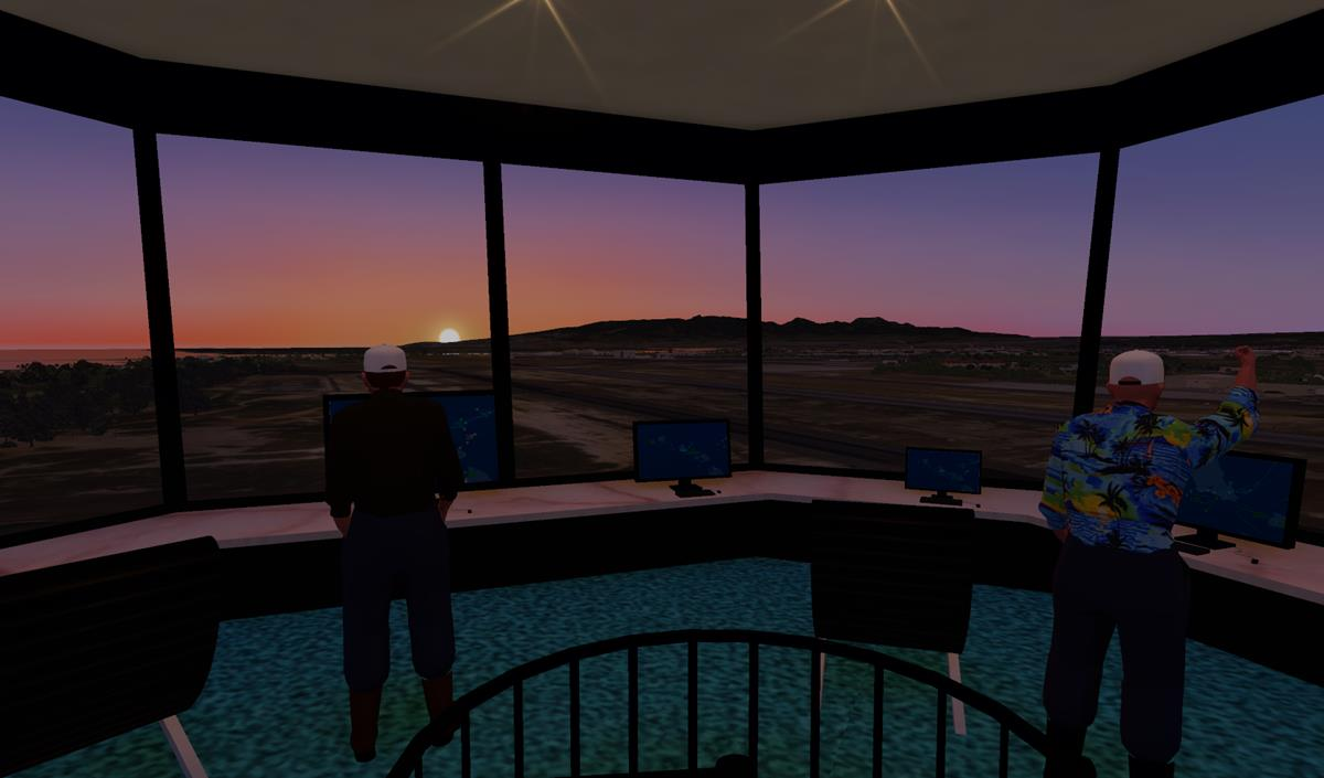 PHNL - Honolulu International Airport + Pearl Harbor XP