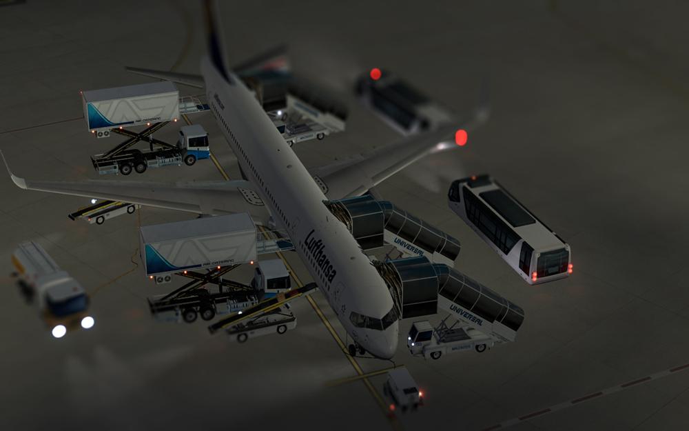 Ground Handling Charges : Ground handling deluxe aerosoft shop
