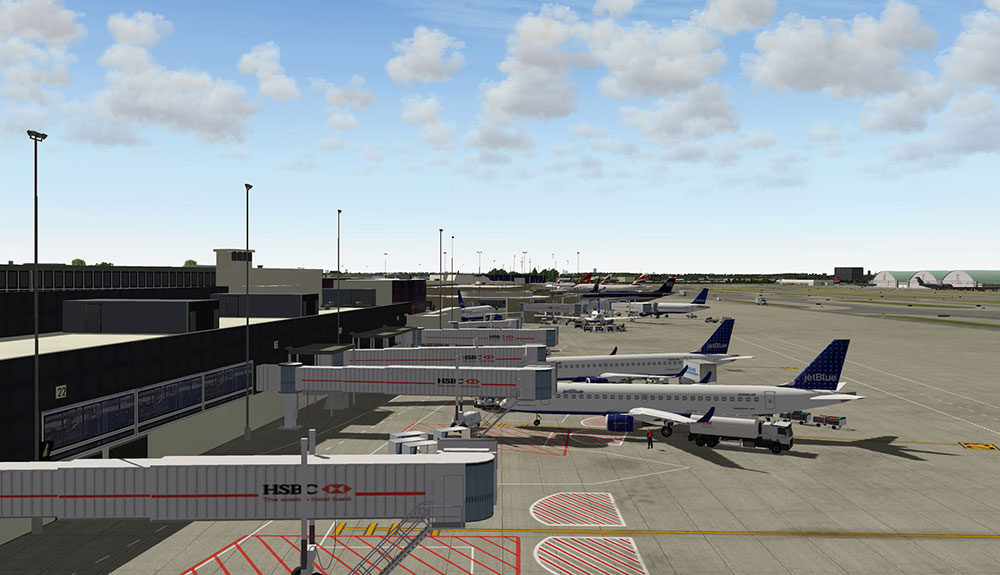 Airport John F. Kennedy International XP