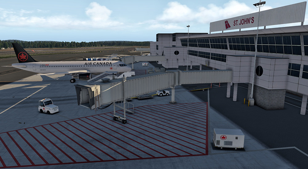 CYYT - St. John's International Airport XP
