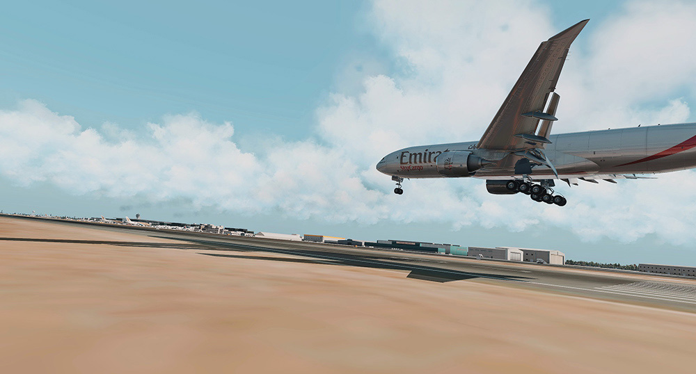 OBBI - Bahrain Intl Airport & City XP