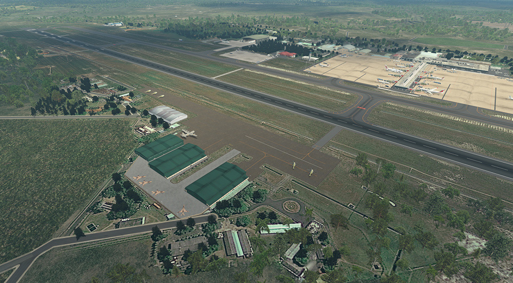 VCBI - Sri Lanka Intl Airport XP