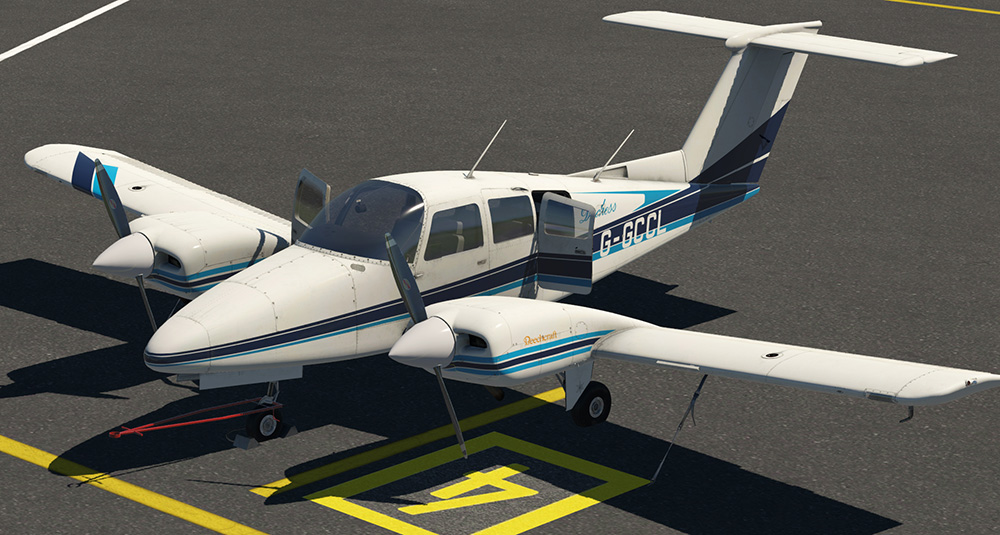 Duchess Model 76 (XP11)
