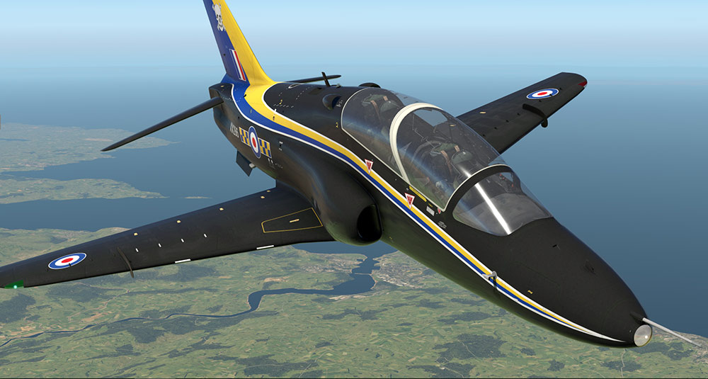 Hawk T1/A Advanced Trainer - Livery Pack (XP11)