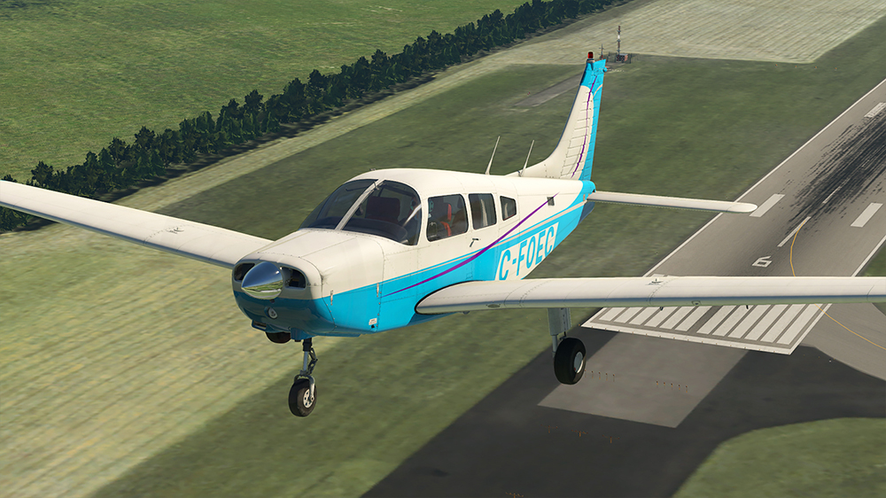 PA-28-161 Warrior II (XP11)