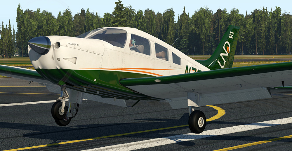 PA-28-181 Archer TX/LX (XP11)