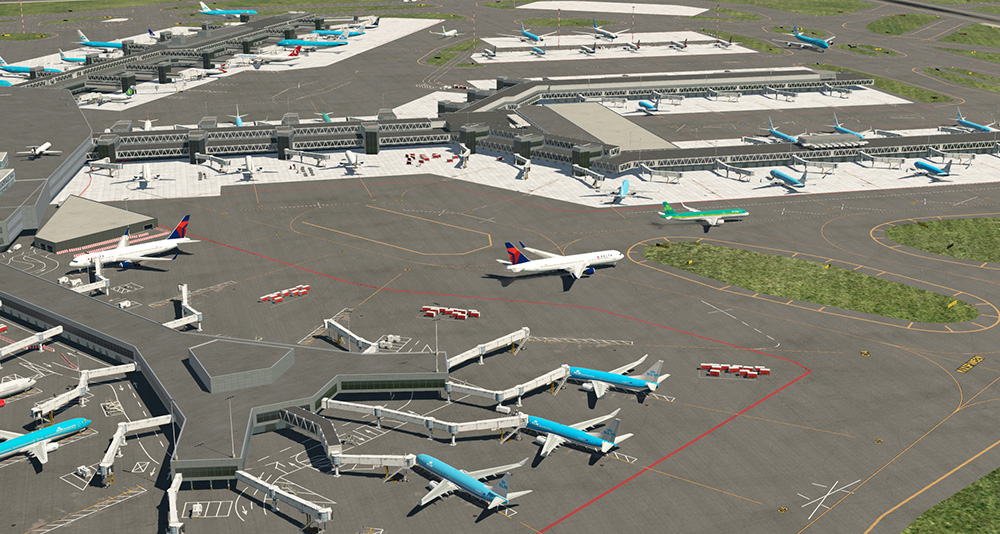 Traffic Global for X-Plane 11 (Mac)