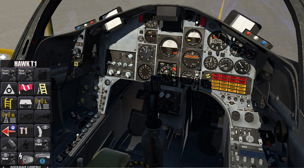 Hawk T1/A Advanced Trainer (XP11)