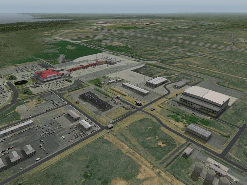 FSDG - Airport Keflavik XP   Aerosoft Shop