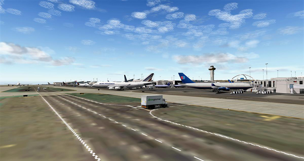 KLAX - Los Angeles International V2
